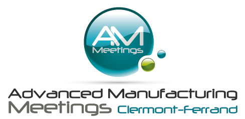 Advanced Manufacturing Meetings Clermont-Ferrand Logo
